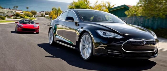 Tesla为Model S添置钛合金防护罩